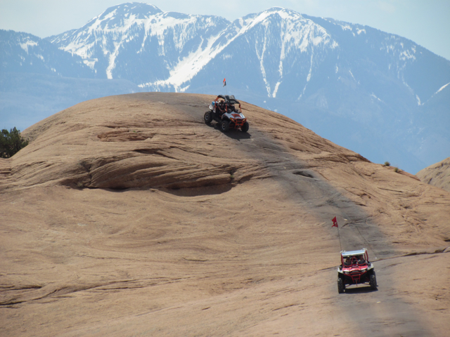 Moab Rally on the Rocks-Gallery & Video