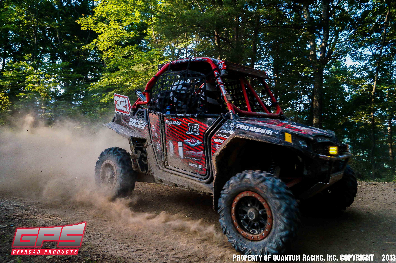 GPS Offroad and Sun F Tires Take 3rd at UTV Rally Raid