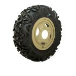 Run flat utv tire