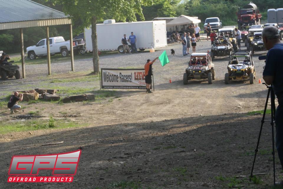 GPS Offroad Sun F Tires with Tire Blocks UTV Rally Raid