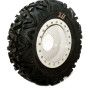 utv run flat tires