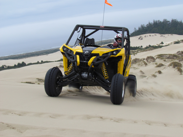 Oregon Dunfest, GPS Offroad High Roller Sandreifen, High Roller Paddel, UTV-Reifen,