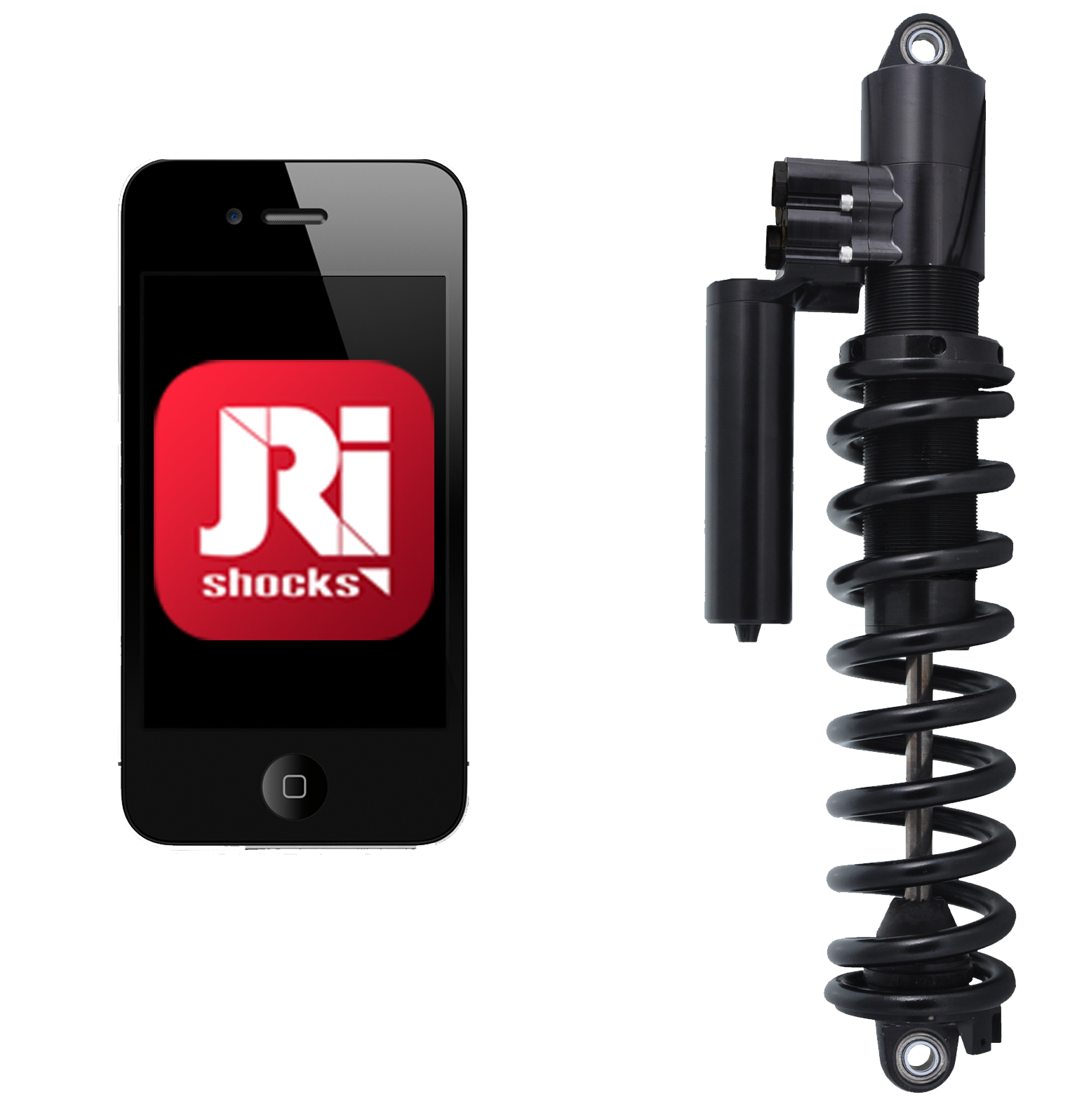 VIDEO: JRi Shocks Smart Phone Adjustable Shock System