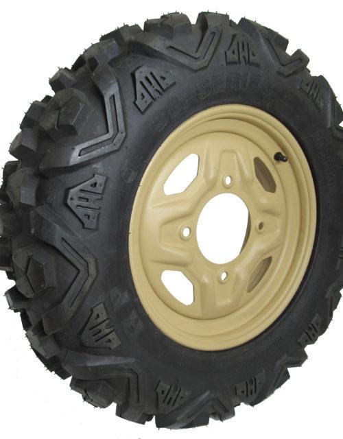 Vojenská pneumatika UTV Run Flat Tire