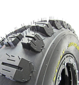 Gravity 654 Rear ATV Tire Tread