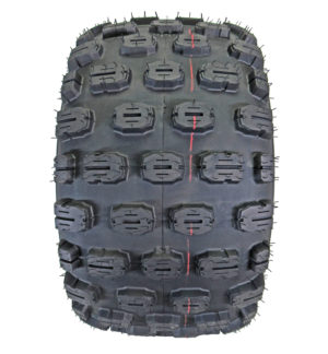 Gravity 654 Rear ATV Tire Tread Design