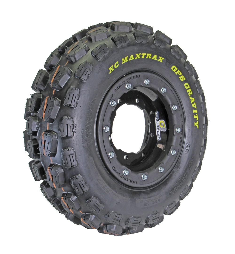Gravity 653 Front ATV Tire