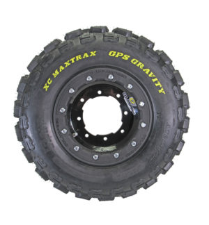 Gravity 653 Front ATV Tire Sidewall