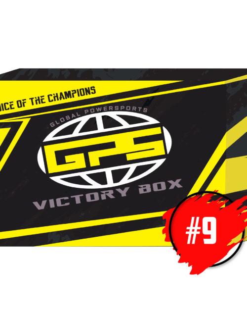 Victory Box 9 | 10x5 [3+2] VL | 8x8 VL